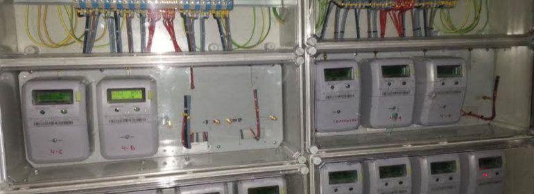 Centralización de contadores eléctricos