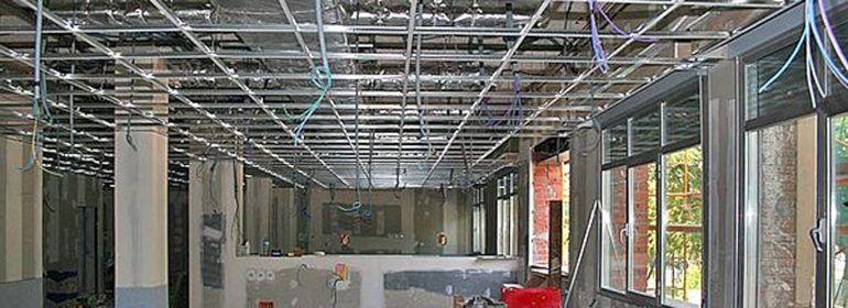 Instalacion iluminacion de oficinas tenerife