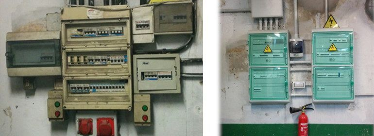 Instalacion cuadros electricos tenerife