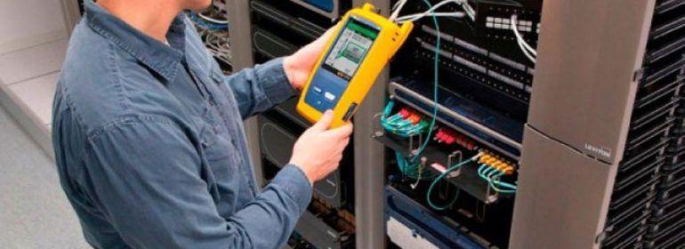 Certificación de redes informáticas